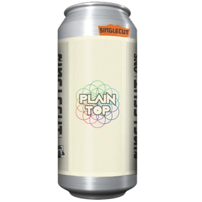 Singlecut Plain Top Pilsner 473ml (5.2%)