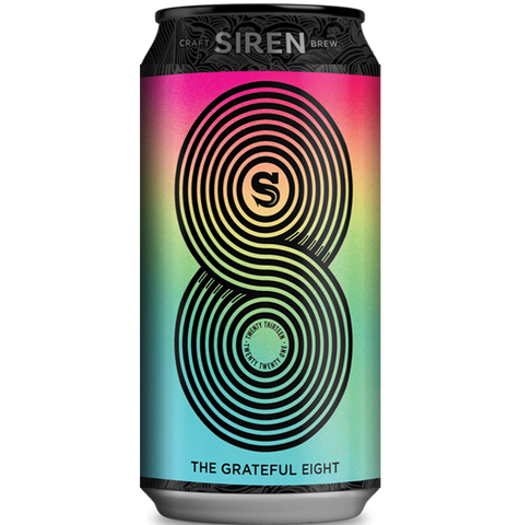Siren - The Grateful Eight - All Three Festival Beers