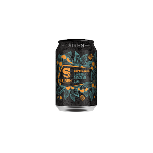 Siren Barrel Aged Caribbean Chocolate Cake Imperial Stout 330ml (9.4%)