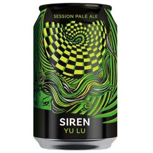 Siren Yu Lu Loose Leaf Pale Ale 330ml (3.6%)