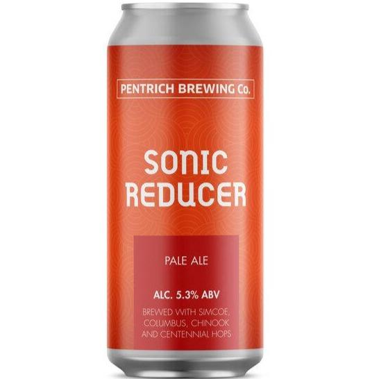 Pentrich Brewing Co Sonic Reducer Pale Ale  440ml (5.3%)