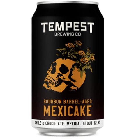 Tempest BA Mexicake Bourbon Barrel Aged Imperial Stout 330ml (12.4%) - indiebeer
