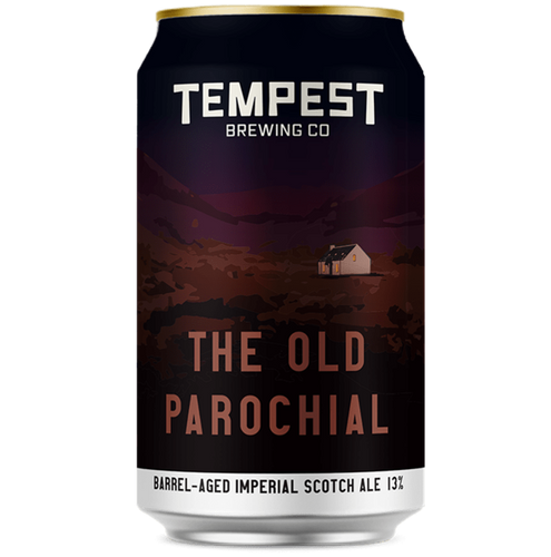 Tempest Old Parochial (Barrel-Aged) Imperial Scotch Ale 330ml (13%) - indiebeer