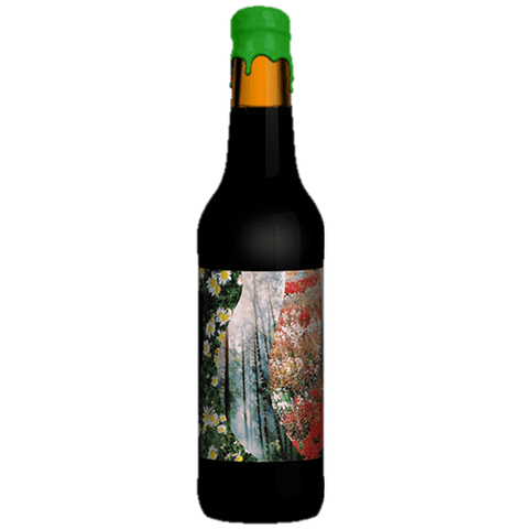 Tempest x Pohjala Collab Glen Noble Wildflower Honey Whisky BA 160/- Shilling Ale 330ml (13.2%) - indiebeer