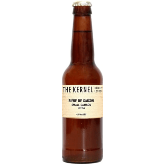 The Kernel Bière de Saison Small Citra Damson 330ml (4.9%)