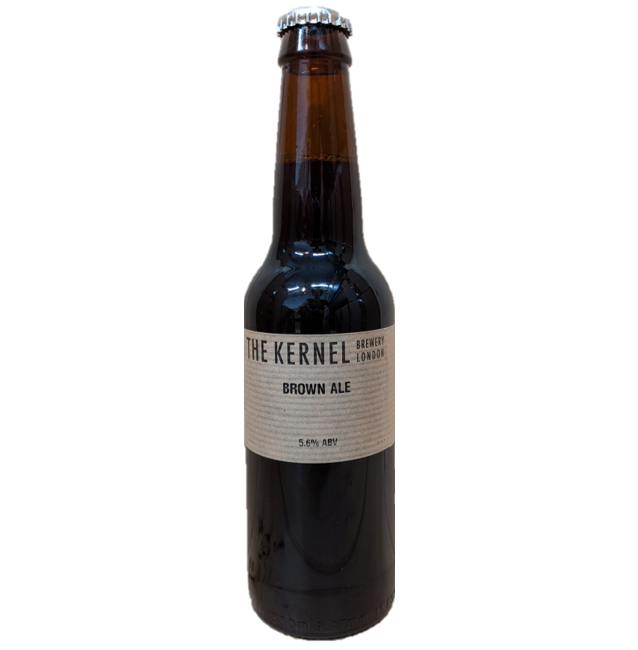 The Kernel Brown Ale Hops: Mandarina Bavaria 330ml (5.6%)