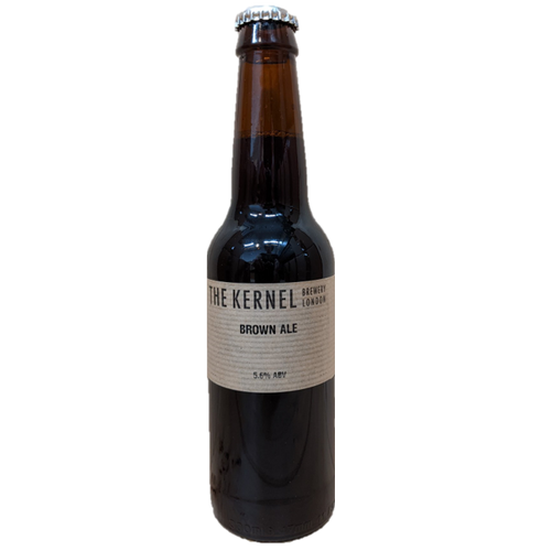 The Kernel Brown Ale Hops: Mandarina Bavaria 330ml (5.6%) - indiebeer