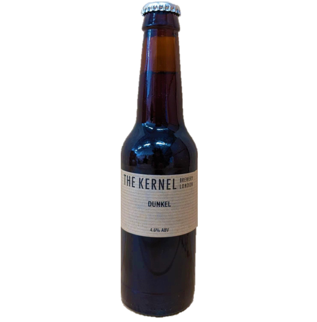 The Kernel Dunkel Munich Style Dark Lager 330ml (4.6%)