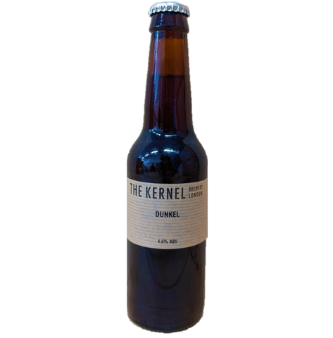 The Kernel Dunkel Munich Style Dark Lager 330ml (4.6%) - indiebeer