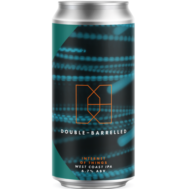 Double Barrelled Internet Of Things West Coast IPA 440ml (6.7%)