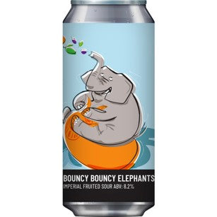 Time & Tide Bouncy Bouncy Elephants 440ml (8.2%)