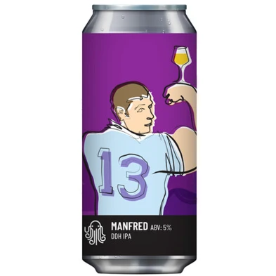 Time & Tide Manfred DDH IPA IPA 440ml (5%)