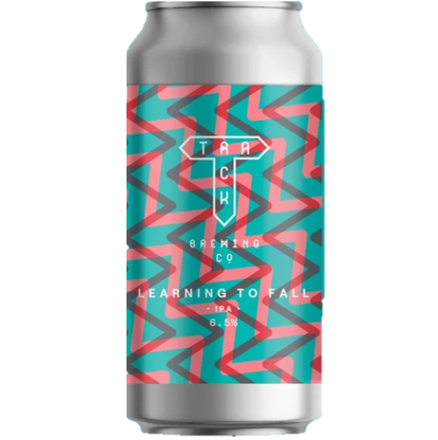Track Brewing Co Learning To Fall IPA 440ml (6.5%)
