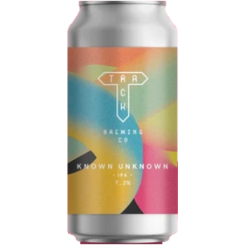 Track Known Unknown IPA 440ml (7.2%)