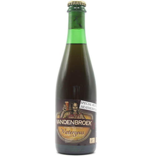 Vandenbroek Watergeus Special Dark Blend with Honey Spontaneously Fermented Ale  750ml (6.5%)