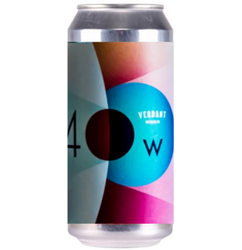 Verdant 40 Watt Moon DIPA 440ml (8%)