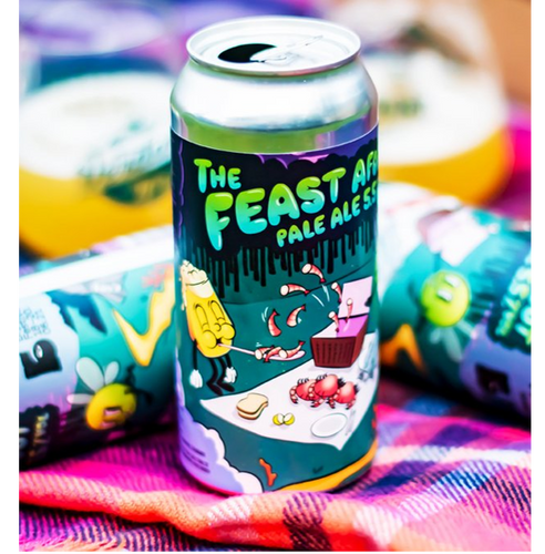 Verdant Bigfoot 2: The Feast Afoot West Coast Pale 440ml (5.5%)