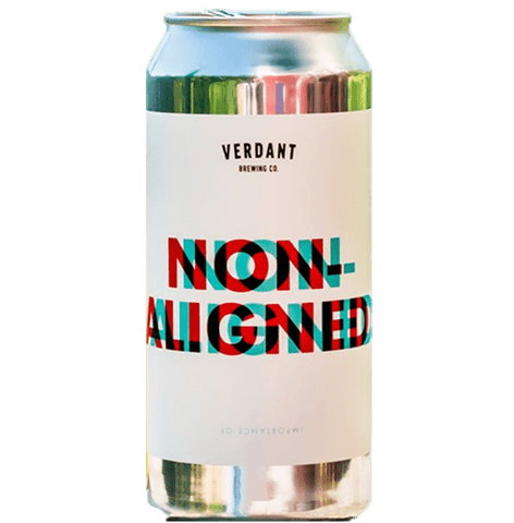 Verdant The Importance of Being Non Aligned IPA 440ml (6.5%) - indiebeer