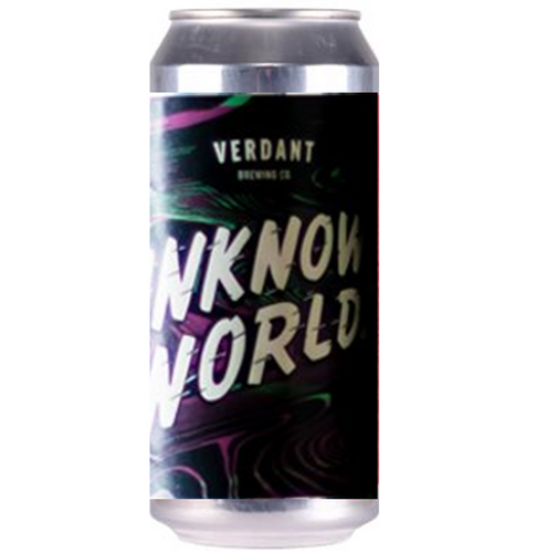 Verdant Unknown Worlds Pale Ale 440ml (5.2%)