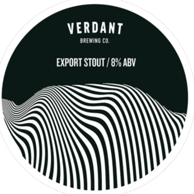Verdant Export Stout 440ml (7.7%)