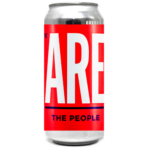 Verdant x Burning Sky Collab We ARE The People West Coast DIPA 440ml (8%)