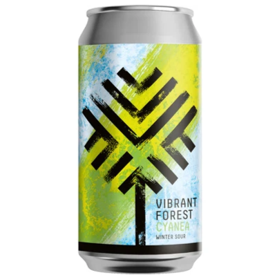 Vibrant Forest Cyanea 440ml (7.3%)