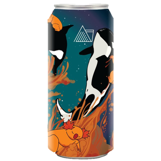 Wander Beyond Brewing Maple Dream 440ml (10%)