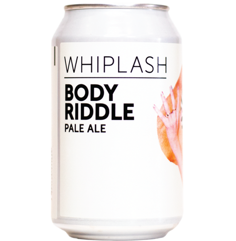 Whiplash Body Riddle  American Pale Ale 330ml (4.5%)