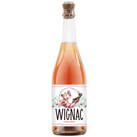 Wignac Le Goupil Rose Cider 750ml (4.5%) - indiebeer