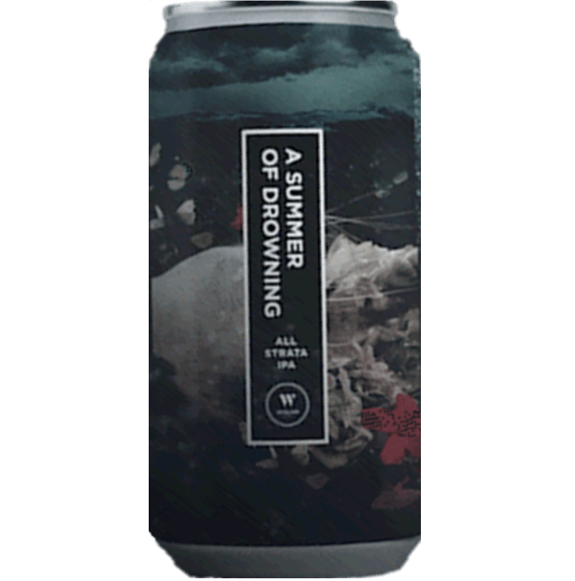 Wylam A Summer Of Drowning All Strata IPA 440ml (7.3%)