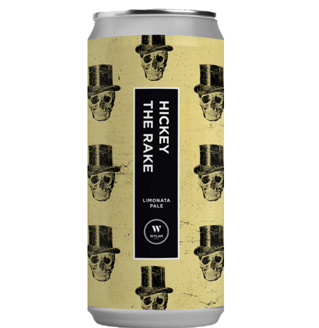 Wylam Hickey The Rake Limonata Pale Ale 440ml (4.2%)