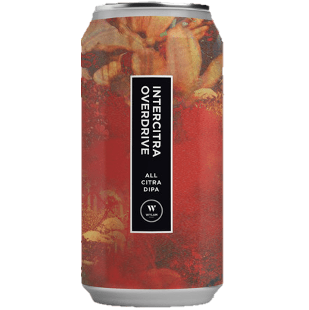 Wylam InterCitra Overdrive Citra DIPA 440ml (8.3%)