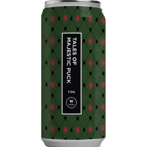 Wylam Tales of Majestic Puck TIPA 440ml (11%)