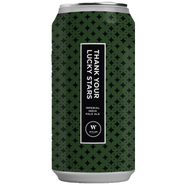 Wylam Thank Your Lucky Stars 440ml (10.2%)