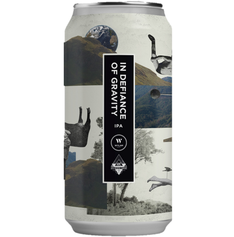 Wylam x Apex collab - In Defiance Of Gravity 440ml (6.7%)