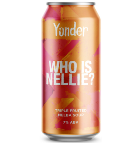 Yonder Who Is Nellie? Triple Fruited Melba Sour 440ml (7%)