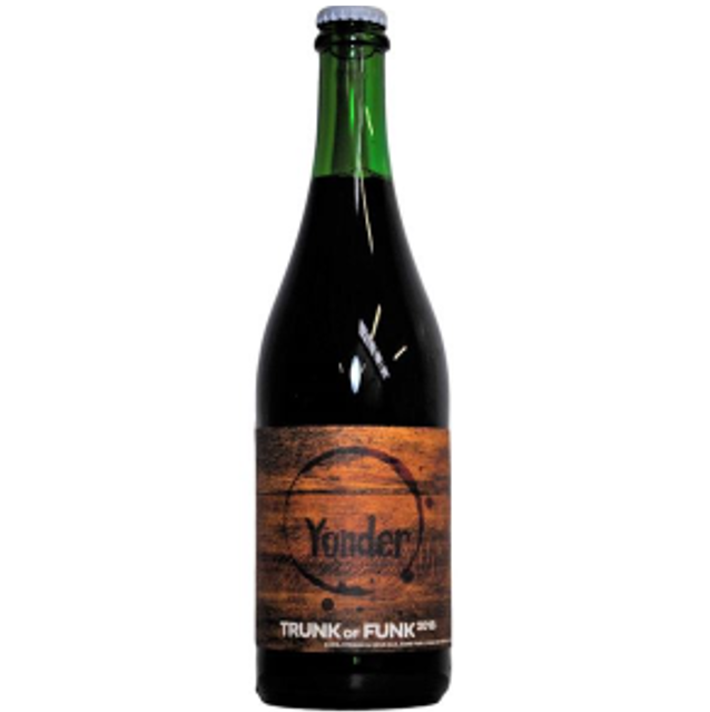 Yonder Brewing & Blending Trunk Of Funk Flanders Brown 750ml (9.8%)
