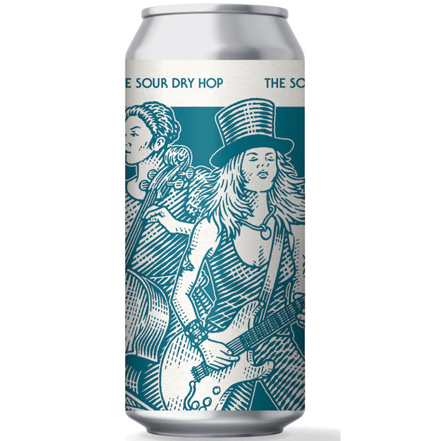 Anspach & Hopday The Sour Dry Hop 440ml (4.9%)