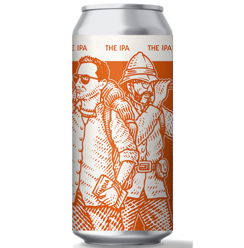 Anspach & Hobday The IPA 440ml (6%) - indiebeer