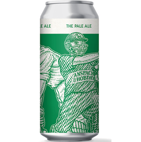 Anspach & Hobday The Pale Ale 440ml (4.4%) - indiebeer