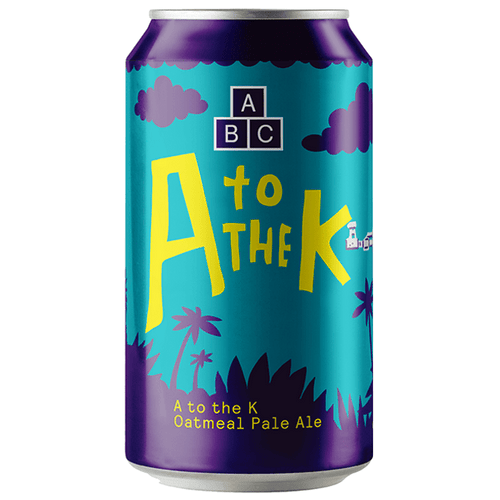 Alphabet Brewing A to the K American Pale Ale 330ml (5.6%) - indiebeer
