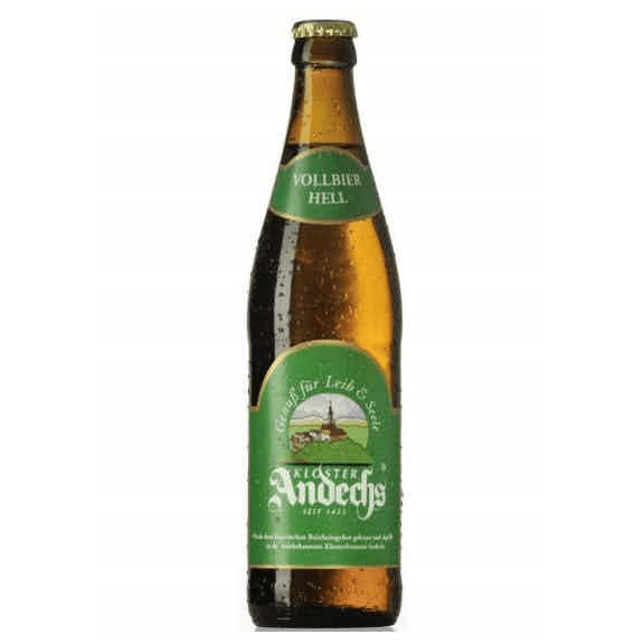 Kloster Andechs Hell (Vollbier) 500ml (4.8%)