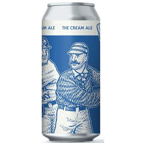 Anspach & Hobday The Cream Ale 440ml (4.5%) - indiebeer