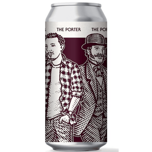Anspach & Hobday The Porter 440ml (6.7%) - indiebeer