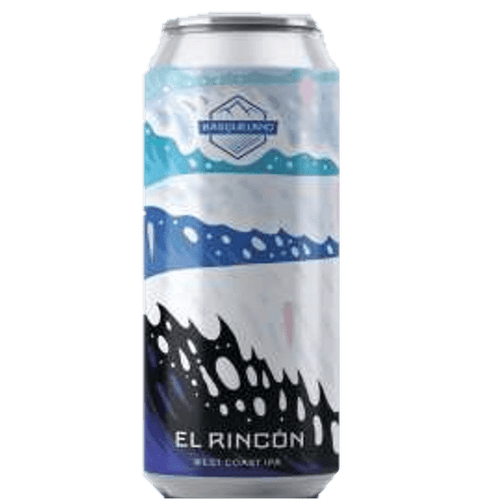 Basqueland El Rincon West Coast IPA 440ml (7%)