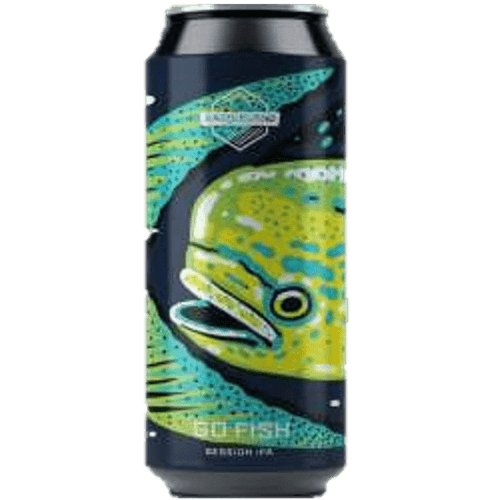 Basqueland Go Fish New England Style IPA 440ml (5.5%)