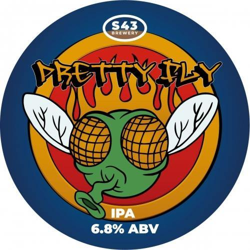 S43 Pretty Fly IPA 440ml (6.8%)