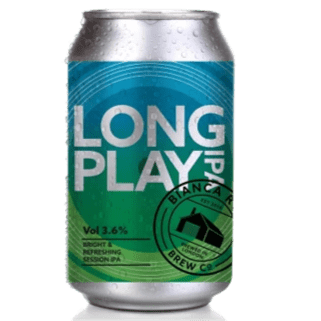 Bianca Road Long Play Session IPA 330ml (3.6%) - indiebeer