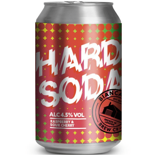 Bianca Road Hard Soda 330ml (4.5%)