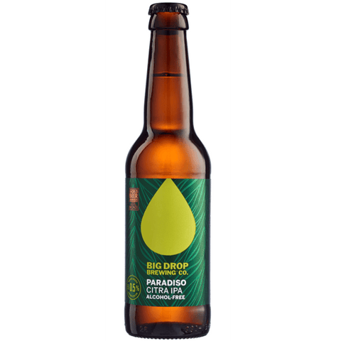 Big Drop Paradiso Citra IPA 330ml (0.5%) - indiebeer